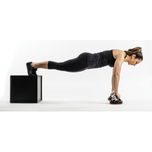Perfect Fitness Perfect Pushup Rotating Push Up Handles, Pair